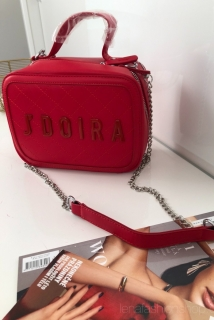 CROSSBODY J'DOIRA RED